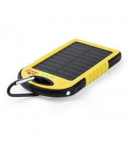 Power Bank Solaire personnalisable, cadeau promotionnel high tech pour les enfants