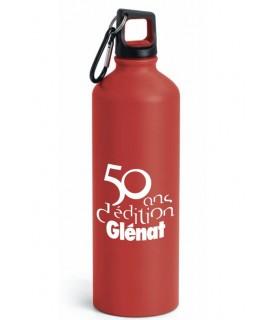 Gourde Anniversaire 50 ans Glénat