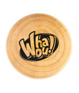yoyo en bois personnalisé pour la marque Goûter Magique