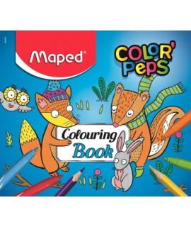 Carnet de coloriage animal