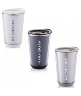 mug isotherme personnalisé pour la marque Silversea