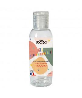 Gel hydroalcoolique personnalisable