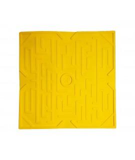 Gameplak - Jeu de bille imitation plaque d'égout en couleur