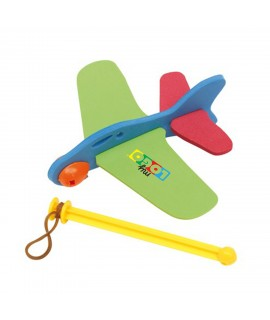Avion en mousse pour enfant à personnaliser