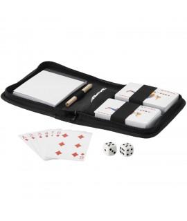 Customizable travel game kit