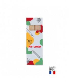 Boîte de 4 crayons couleurs