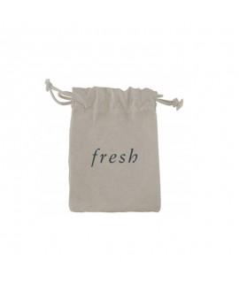 Customizable cotton bag with reusable washable make-up remover wipes