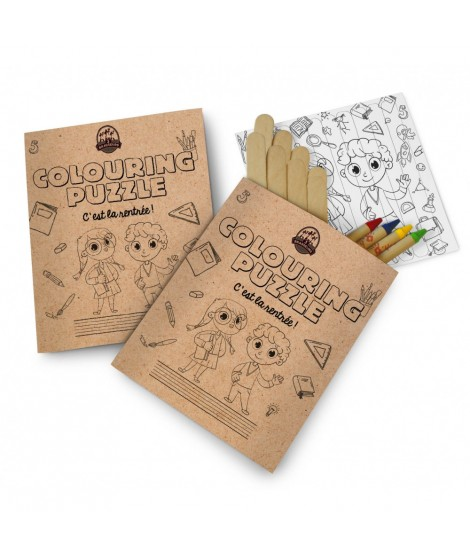 Colouring Puzzle 3 Brasseurs, a custom game