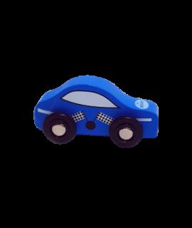 voiture en bois personnalisée pour Delko - Goodies enfant en bois