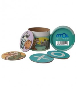 Personalized Memory game for Atol - Children's Goodies available in store