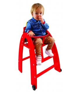 La Happy Baby Chair création de l'agence Marketing Création pour la marque McDonald