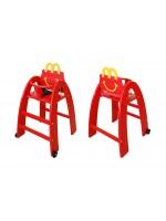 Happy Baby Chair la chaise personnalisée pour la marque Mcdonalds