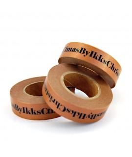 adhésif personnalisé cadeau, masking tape pour la marque IKKS
