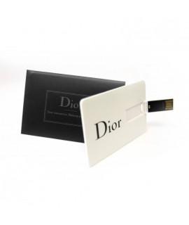 Carte USB personnalisée pour la marque Christian DIOR