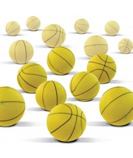Ballon de basket personnalisé pour la marque McDonalds