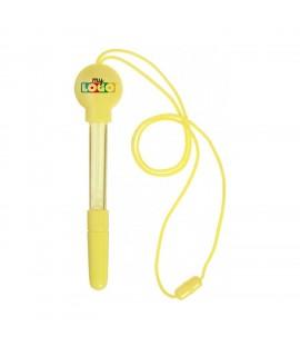 Le stylo à bulles, un objet pub pour les enfants.