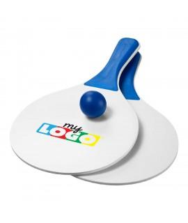 Raquette de plage publicitaire, jeu pour enfants à personnaliser - Goodies été