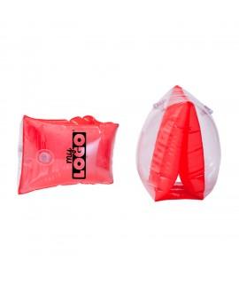 Les brassards gonflables, un goodies publicitaire pour les enfants