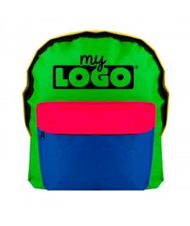 Le sac à dos publicitaire coloré pour enfants - objet publicitaire enfant à personnaliser