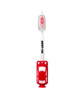 La brosse à dent voiture, un goodies publicitaire pour les enfants