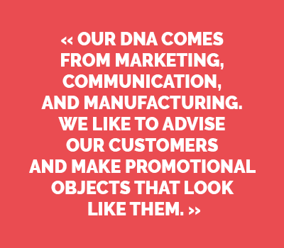Marketing Creation's DNA