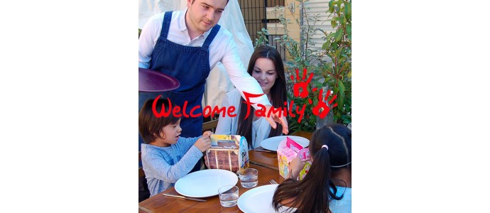 Welcome Family, you know?